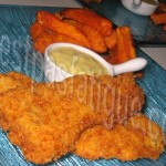 fish and chips_photo wall