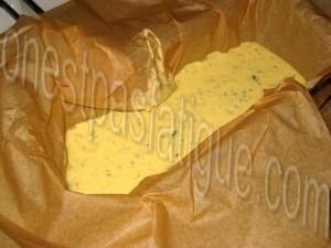 cake aux herbes_etape 7