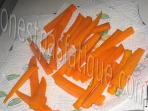 frites de carottes_etape 5