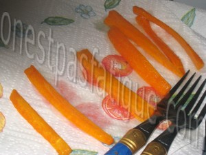 frites de carottes_etape 8