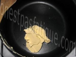 barres cereales canneberge chocolat blanc_etape 1