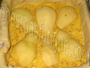 tarte poires pain d'épices_etape 12