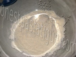 consommé Celestine_etape 1