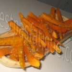 frites de carottes_photo wall
