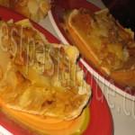 tarte poires creme pain epices_photo wall