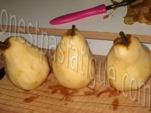 tartelettes poires pain d'epices_etape 1