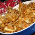 chips topinambour panais_photo wall