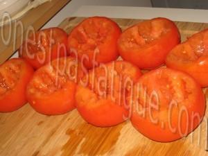 tomate souflée_etape 1