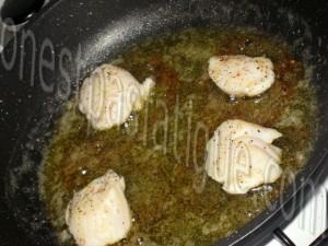 ravioles st jacques sauce vin blanc crumble appenzeller_etape 8