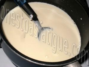 ravioles st jacques sauce vin blanc crumble appenzeller_etape 14