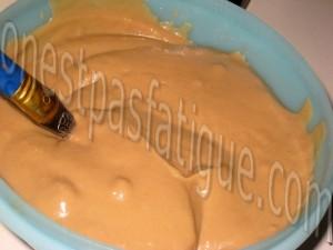 eclairs pralines glacage chocolat violette_etape 2