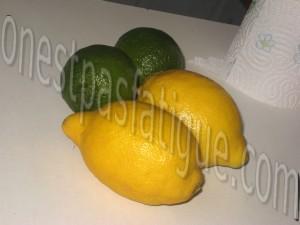 limonade fraiche_etape 1