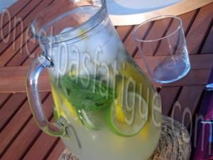 limonade fraiche