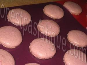 macarons frambois_etape 9