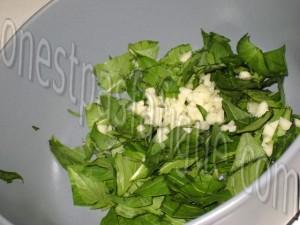 brochettes melon et poivron marine_etape 7