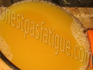 espuma ananas rhum_etape 3