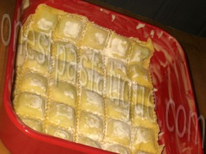 gratin ravioles 4 fromages façon lasagnes_etape 14