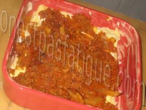 gratin ravioles 4 fromages façon lasagnes_etape 15