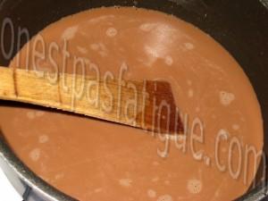 pate a tartiner cacolac_etape 2