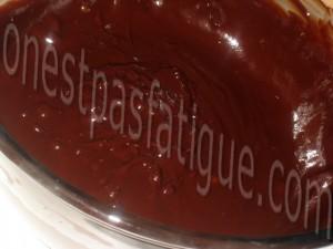 mousse chocolat poires_etape 3