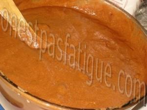 mousse chocolat poires_etape 6