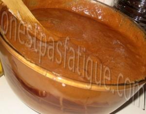 mousse chocolat poires