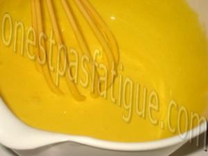 mousse banane_etape 3