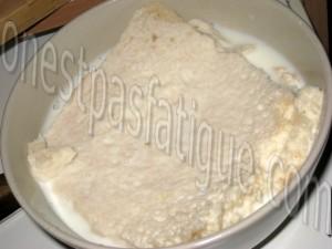 chapon fermier LR farce pomme-raisin-foie gras sauce chasseur_etape 6
