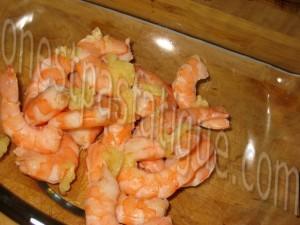 wok crevettes pimentées nouilles_etape 2