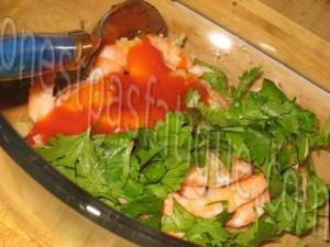 wok crevettes pimentées nouilles_etape 3