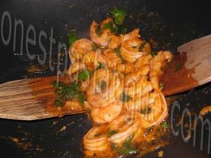 wok crevettes pimentées nouilles_etape 6