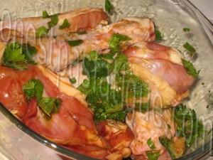 wok poulet miel sésame_etape 3