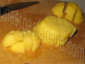 quiche pomme de terre_etape 1