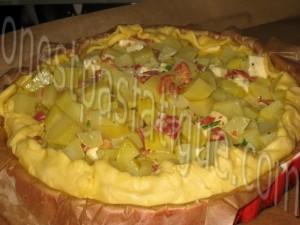 quiche pomme de terre_etape 12