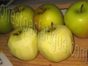 crumble pomme vanille_etape 4