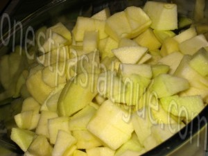 crumble pomme vanille_etape 5