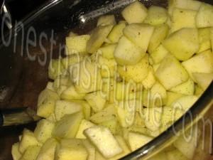 crumble pomme vanille_etape 6