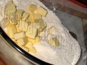 crumble pomme vanille_etape 2