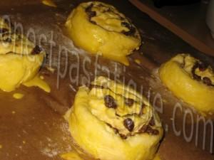 pain aux raisins_etape 8