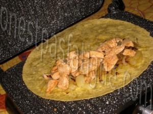 quesadillas poulet_etape 2