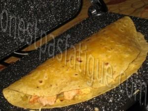 quesadillas poulet_etape 4