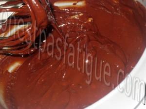 mousse chocolat marbrée_étape 4
