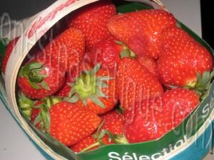 mousse fraise_etape 1