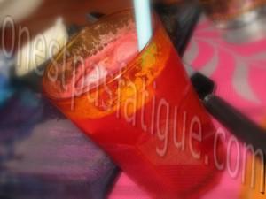 limonade ecarlate