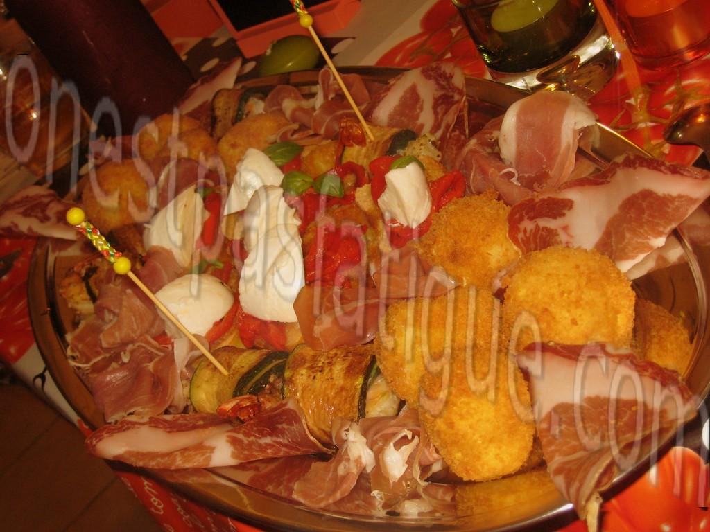 arancini gorgonzola_photo wall