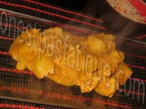 curry vietnamien de poulet