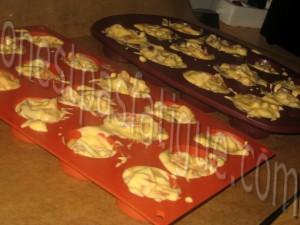 muffins truite fumee olives tomate_etape 3