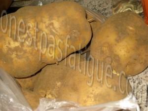 pommes de terre et tomates farcies_etape 2