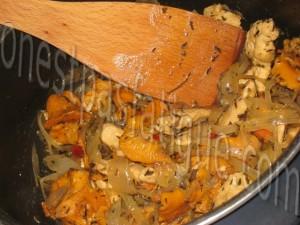 tourte champignons_etape 15