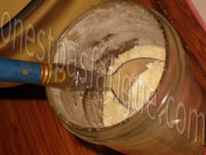 pain perdu_etape 1